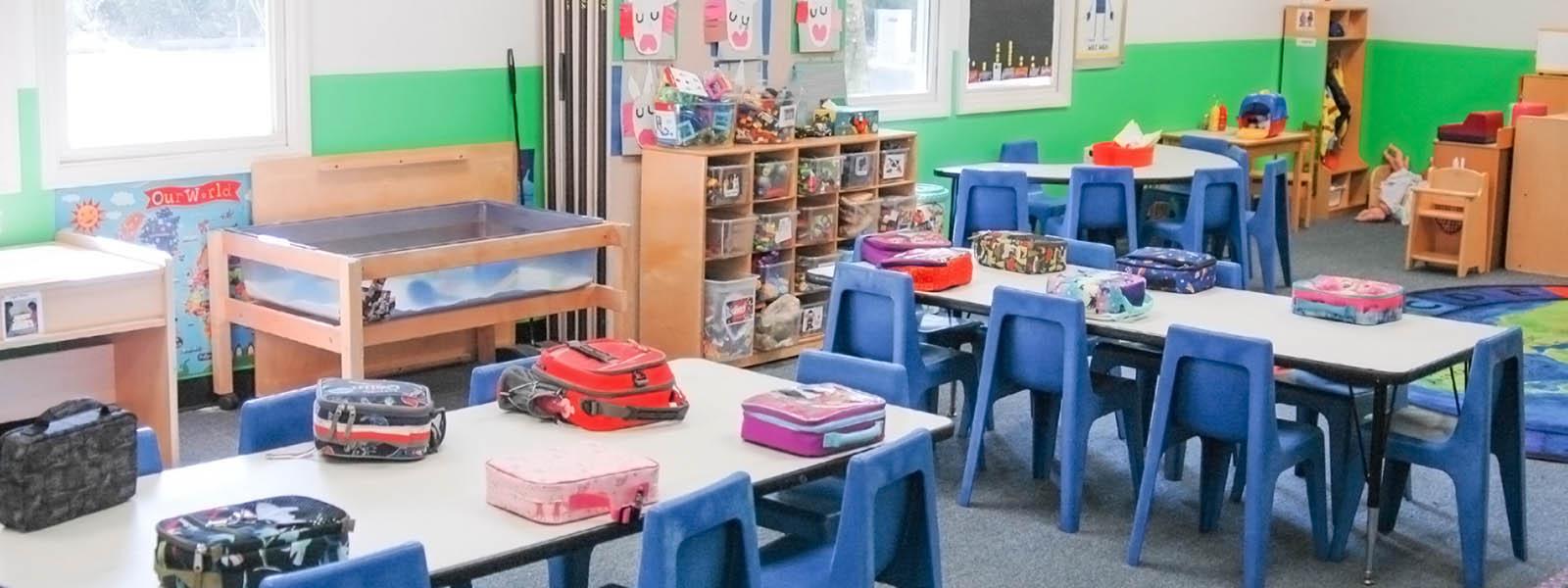 SIPC Day School Classroom