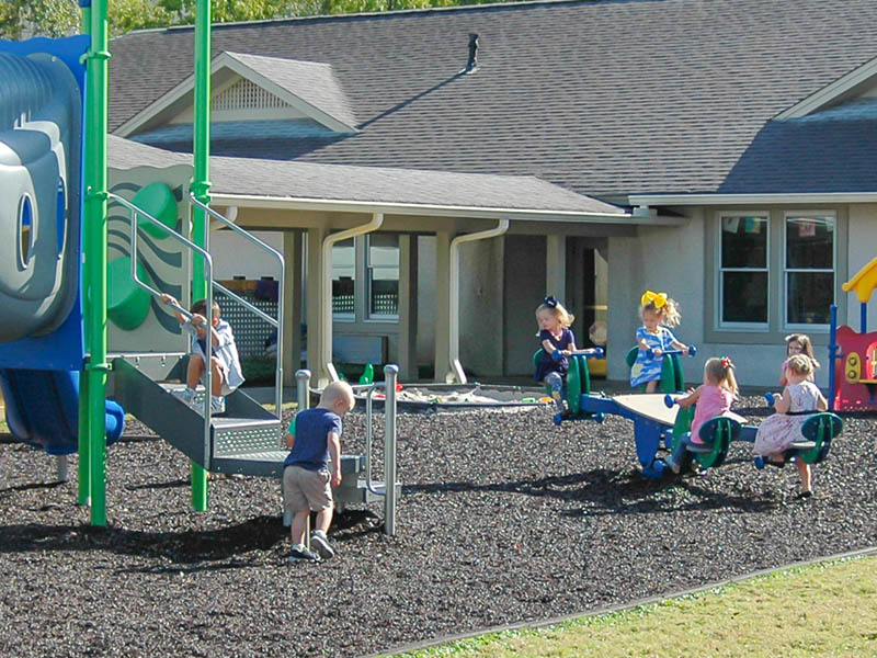 Sea Island Presbyterian Day School Playground